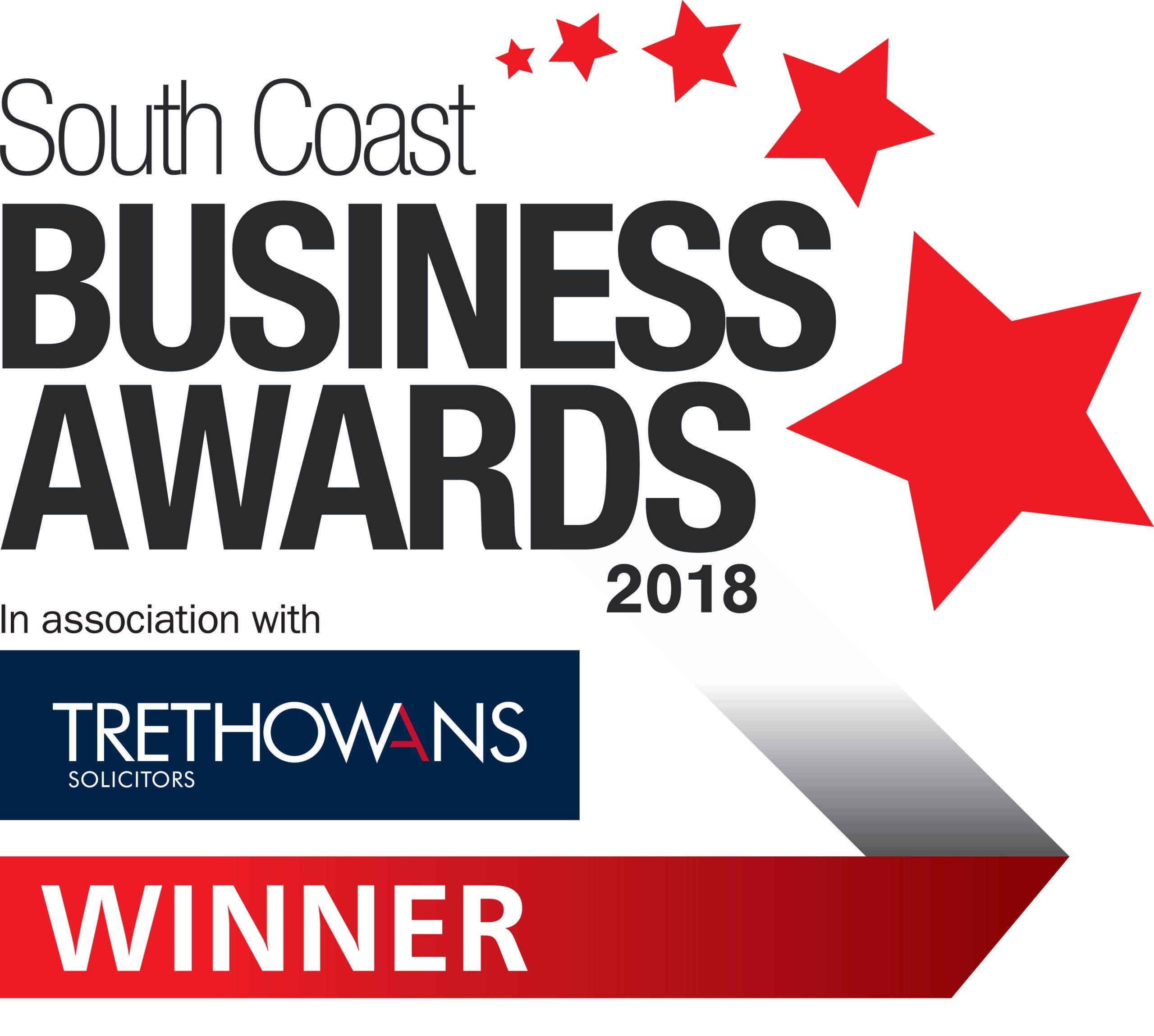 South Coast Business Awards – Winners