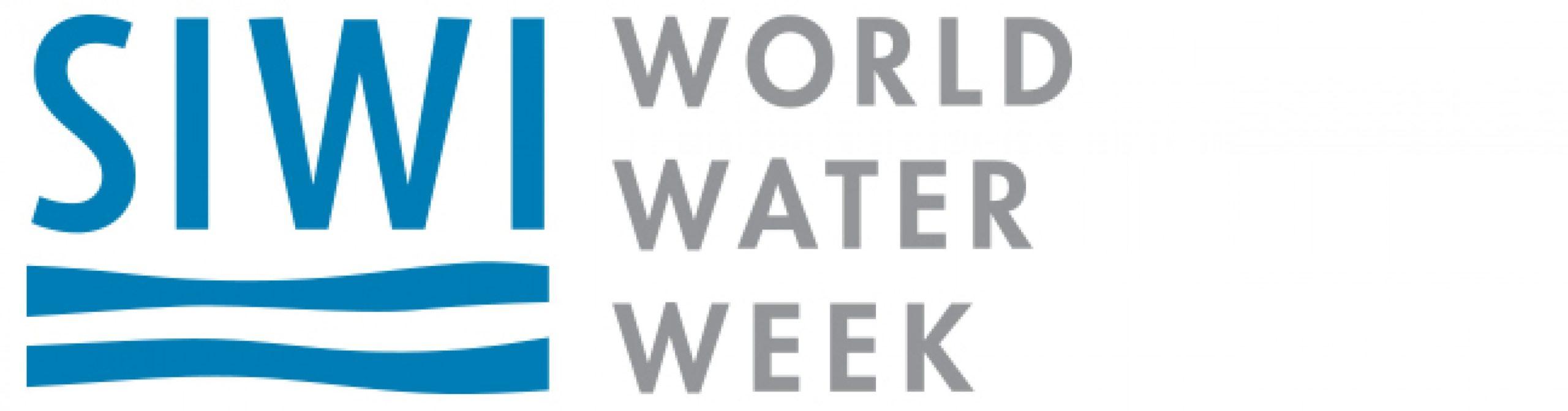 World Water Week 2018