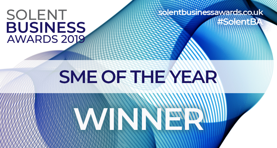 South Coast Business Awards 2019 'SME of the year' goes to Highfield Professional Solutions