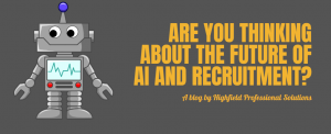 The future of recruiting and AI